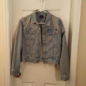 Tommy Jeans Women Denim Jean Jacket Sz Small